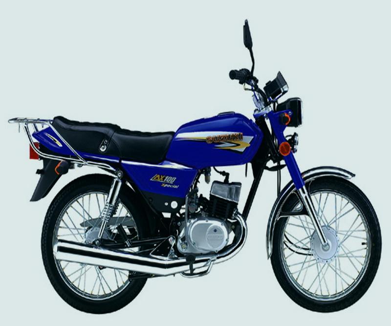 suzuki-ax100